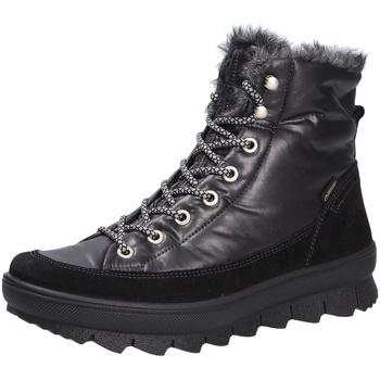 Schuhe Damen Schneestiefel Legero Damen Stiefel schwarz