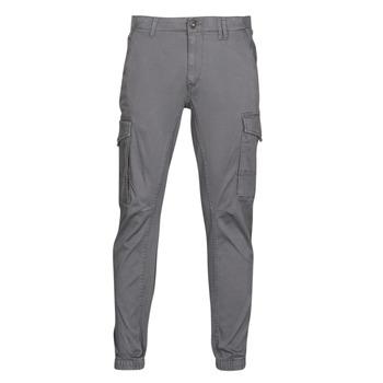 Kleidung Herren Cargo Hosen Jack & Jones JJIPAUL Grau