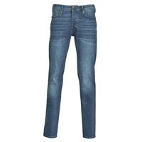 Kleidung Herren Slim Fit Jeans Jack & Jones JJITIM Blau