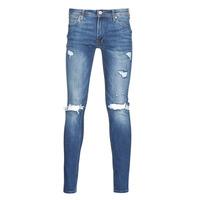 Kleidung Herren Slim Fit Jeans Jack & Jones JJITOM Blau