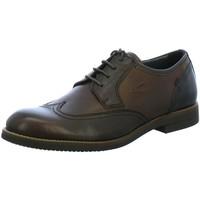 Schuhe Herren Derby-Schuhe Camel Active Business MOCCA/NUT 42612-03 braun