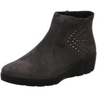 Schuhe Damen Boots Semler Stiefeletten J75553042/004 grau