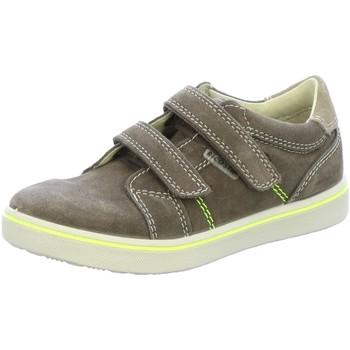 Schuhe Jungen Sneaker Low Diverse Klettschuhe BIRTON M LF grau