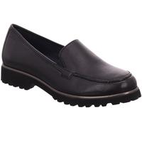 Schuhe Damen Slipper Sioux Slipper MEREDITH-71 64710 schwarz