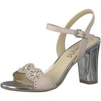 Schuhe Damen Sandalen / Sandaletten Caprice Sandaletten 562 ROSE SILVER 99 28303 20 562 rosa