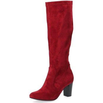 Schuhe Damen Klassische Stiefel Caprice Stiefel 544 BOREAUX STR 9-9-25502-23/544 544 rot