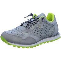 Schuhe Herren Sneaker Low Cetti C848-STONE grau