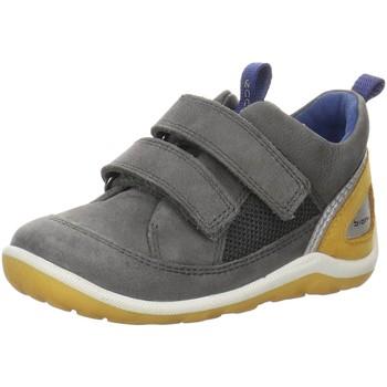 Schuhe Jungen Sneaker Low Ecco Klettschuhe  BIOM MINI SHOE 753911/02602 02602 grau