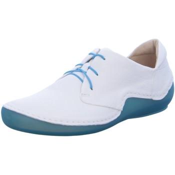 Schuhe Damen Sneaker Low Think Schnuerschuhe KAPSL 0-686066-9600 weiß