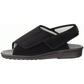 Schuhe Herren Sandalen / Sandaletten Liromed 475-20Z1 Schwarz - sportliche Sandale - Verbandschuhe, Schwarz schwarz