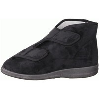 Schuhe Herren Hausschuhe Liromed 477-20Z3 Schwarz - Verbandschuhe, Schwarz schwarz