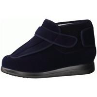 Schuhe Herren Hausschuhe Liromed 478-Z2 Marine () - Verbandschuhe, Blau blau
