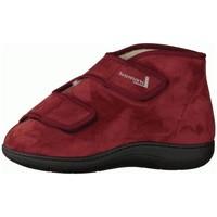 Schuhe Damen Hausschuhe Liromed 477-3087 Bordo () - Verbandschuhe, Rot rot