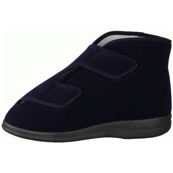 Schuhe Herren Hausschuhe Liromed 477-20Z2 Marine () - Verbandschuhe, Blau blau