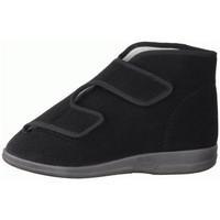 Schuhe Herren Hausschuhe Liromed 477-20Z1 Schwarz - Verbandschuhe, Schwarz schwarz