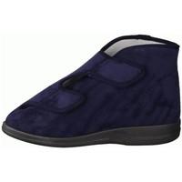 Schuhe Herren Hausschuhe Liromed 477-20Z5 Marine () - Verbandschuhe, Blau blau