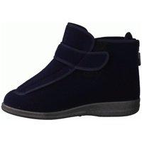 Schuhe Herren Hausschuhe Liromed 478-20Z2 Marine () - Verbandschuhe, Blau blau