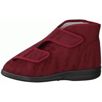 Schuhe Herren Hausschuhe Liromed 477-20Z6 Bordo () - Verbandschuhe, Rot rot