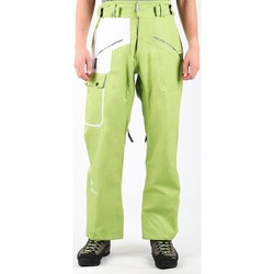 Kleidung Herren Hosen Salomon Skihose  Sideways Pant M L1019630036 grün