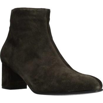Schuhe Damen Low Boots Piesanto C0C0 Grün