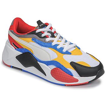 Schuhe Sneaker Low Puma RS-X3 Multicolor