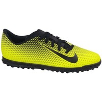 Schuhe Kinder Fußballschuhe Nike JR Bravatax II TF Schwarz,Gelb