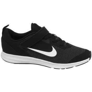 Schuhe Kinder Sneaker Low Nike Downshifter 9 Psv Schwarz
