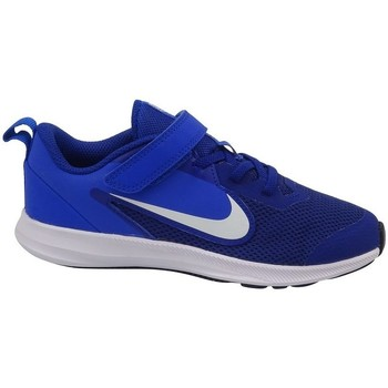 Schuhe Kinder Derby-Schuhe & Richelieu Nike Downshifter 9 Psv Blau