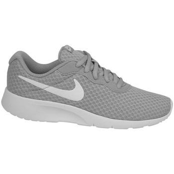 Schuhe Kinder Sneaker Low Nike Tanjun PS Weiß,Grau
