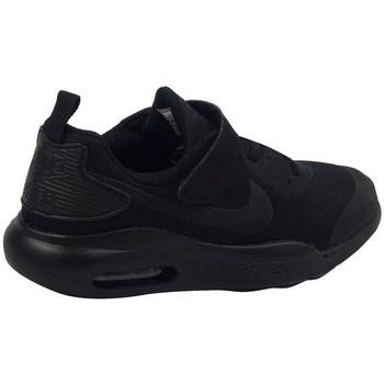Schuhe Kinder Sneaker Low Nike Air Max Oketo Psv Schwarz