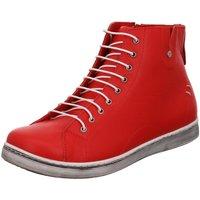 Schuhe Damen Sneaker High Andrea Conti Stiefeletten 0027913 021 rot