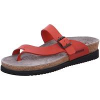 Schuhe Damen Zehensandalen Mephisto Pantoletten Helen 3401 Helen 3401 rot