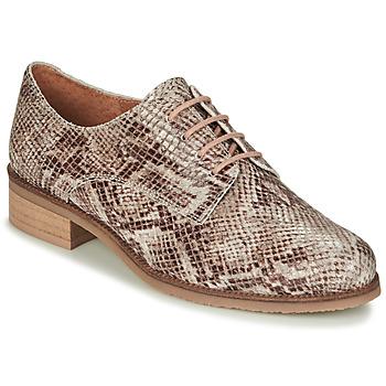 Schuhe Damen Derby-Schuhe André PANCAKE Beige