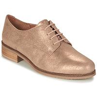 Schuhe Damen Derby-Schuhe André PANCAKE Gold