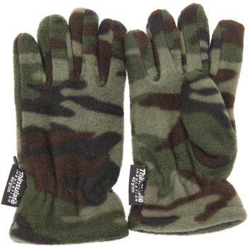 Accessoires Jungen Handschuhe Universal Textiles  Grün Camouflage