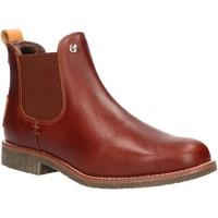 Schuhe Damen Low Boots Panama Jack GIORDANA IGLOO TRAVELL B2 Marr?n