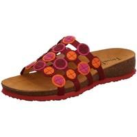 Schuhe Damen Pantoffel Think Pantoletten 6-86337-74 pink