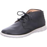 Schuhe Damen Boots Ganter Schnuerschuhe Gabby 203071 schwarz