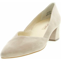 Schuhe Damen Pumps Paul Green 3740 046 Damen Pumps Beige Beige