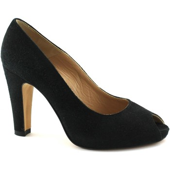 Schuhe Damen Pumps Anna F. ANN-OUT-41090 Nero