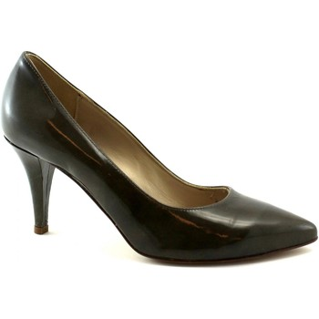 Schuhe Damen Pumps Café Noir CAF-OUT-YMP402 Marrone