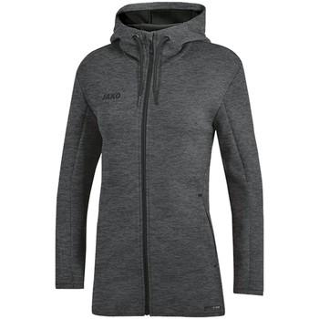 Kleidung Damen Sweatshirts Jako Sport Kapuzenjacke Premium Basics 6829D 21 Other