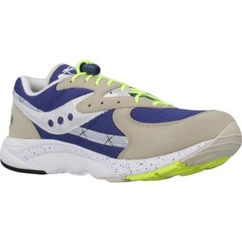 Schuhe Herren Sneaker Low Saucony LIFESTYLE Blau