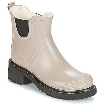 Schuhe Damen Gummistiefel Ilse Jacobsen RUB47 Ocker