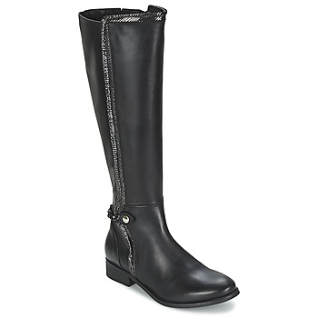 Schuhe Damen Klassische Stiefel Regard ROBALO Schwarz