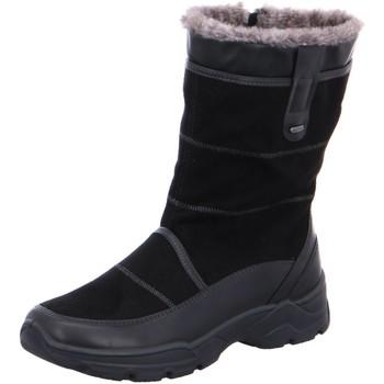 Schuhe Damen Schneestiefel Jenny By Ara Stiefel COLORADO 22-69949-66 schwarz