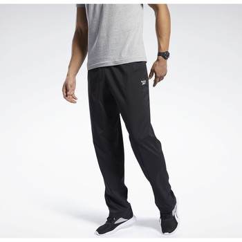 Kleidung Herren Jogginghosen Reebok Sport Training Essentials Woven Unlined Pants Noir