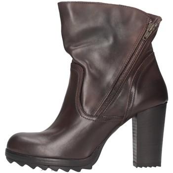 Schuhe Damen Low Boots Made In Italia A01 TRONCHETTO Stiefeletten Frau t.moro t.moro