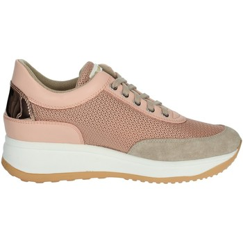 Schuhe Damen Sneaker High Agile By Ruco Line 1304 Puderrosa
