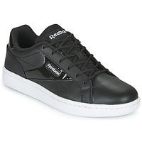 Schuhe Damen Sneaker Low Reebok Classic REEBOK ROYAL CMPLT CLN LX Schwarz / Weiss / Weiss
